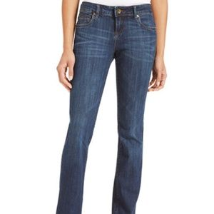 KUT FROM THE KLOTH NATALIE HIGH RISE BOOTCUT JEANS
